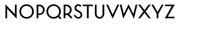 Toronto Subway Regular Font UPPERCASE