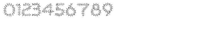 Torture Regular Font OTHER CHARS
