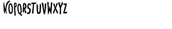 Toulouse Lautrec Pierre Bonnard Font UPPERCASE