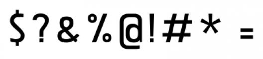 Tolyer No.2 Regular Font OTHER CHARS