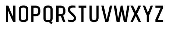 Tolyer No.2 Regular Font LOWERCASE