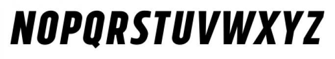 Tolyer No.3 Bold Italic Font LOWERCASE