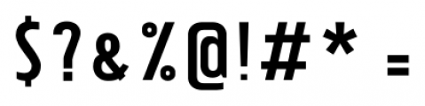 Tolyer No.4 Medium Font OTHER CHARS