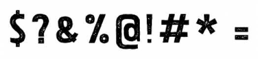 Tolyer X Vintage No.1 Font OTHER CHARS