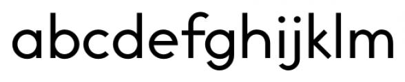 Toronto Subway Regular Font LOWERCASE