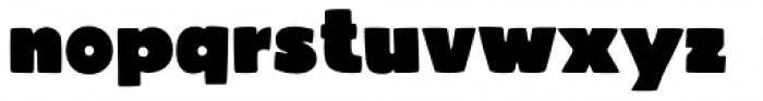 TOMO Acuario Regular Font LOWERCASE