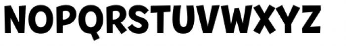 Tobi Pro Extra Bold Font UPPERCASE