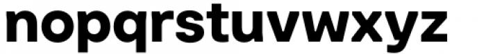 Toboggan Bold Font LOWERCASE