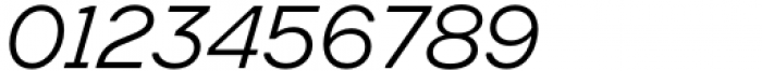Toboggan Book Italic Font OTHER CHARS