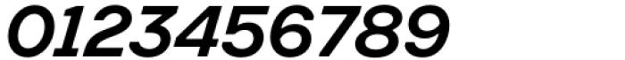 Toboggan Medium Italic Font OTHER CHARS