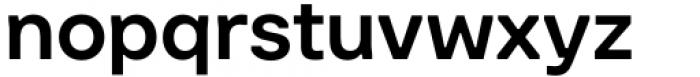 Toboggan Medium Font LOWERCASE