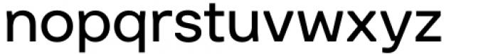 Toboggan Regular Font LOWERCASE
