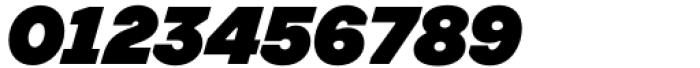 Toboggan Super Italic Font OTHER CHARS