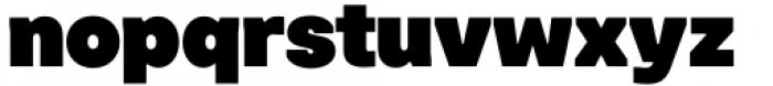 Toboggan Super Font LOWERCASE