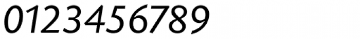 Today SB Italic Font OTHER CHARS