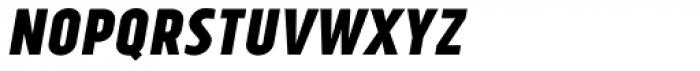 Tolyer Bold No.2 Italic Font LOWERCASE