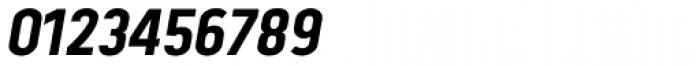 Tolyer Medium No.2 Italic Font OTHER CHARS