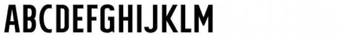 Tolyer Medium No.4 Font UPPERCASE