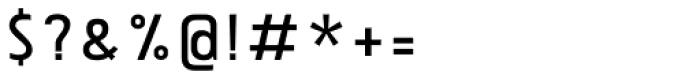 Tolyer Regular No.2 Font OTHER CHARS