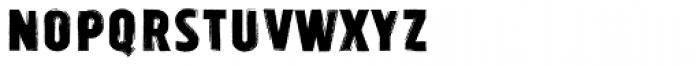 Tolyer X Petroleum Font UPPERCASE