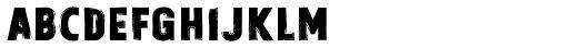 Tolyer X Petroleum Font LOWERCASE