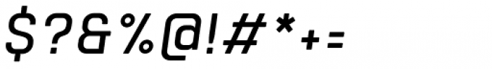 Tomkin Italic Font OTHER CHARS