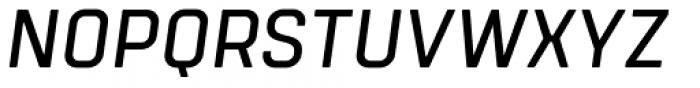 Tomkin Italic Font UPPERCASE