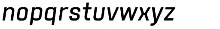 Tomkin Italic Font LOWERCASE