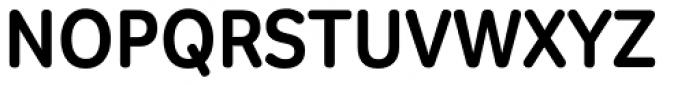 Tondo Signage Font UPPERCASE