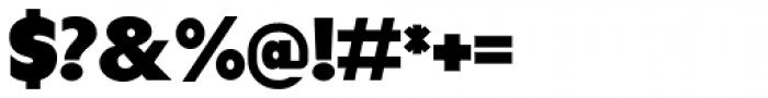 Tondu Beta Font OTHER CHARS
