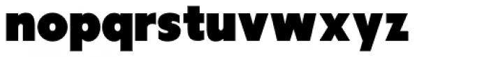 Tondu Beta Font LOWERCASE