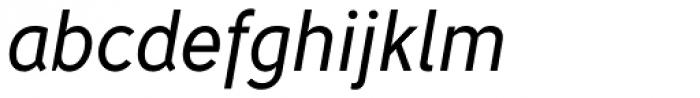 Tool Italic Font LOWERCASE