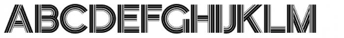 Top Kick NF Font UPPERCASE