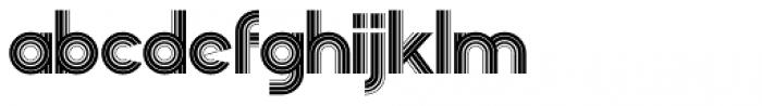 Top Kick NF Font LOWERCASE