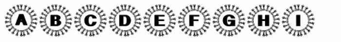 Topeco 1 Font LOWERCASE