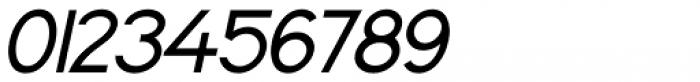Topographic Sans Oblique JNL Font OTHER CHARS