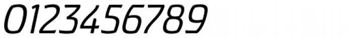 Torcao Ext Medium Italic Font OTHER CHARS