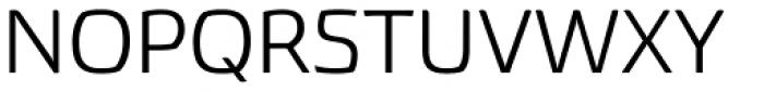 Torcao Ext Regular Font UPPERCASE