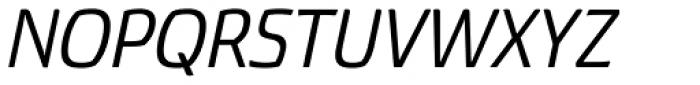 Torcao Normal Medium Italic Font UPPERCASE