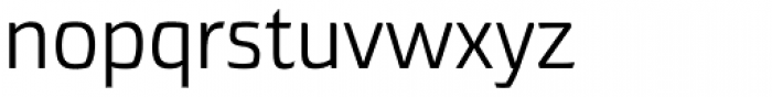 Torcao Normal Regular Font LOWERCASE