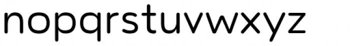 Toriga Medium Font LOWERCASE