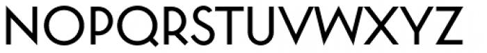 Toronto Subway Font UPPERCASE