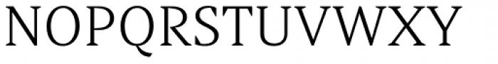 Torrent Light Font UPPERCASE