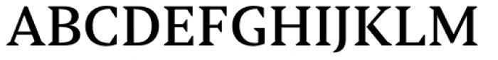Torrent Medium Font UPPERCASE