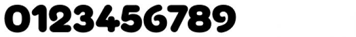 Torus Heavy Font OTHER CHARS