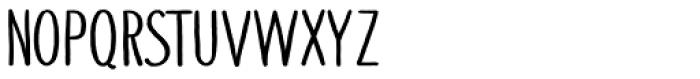 Touch Tone Medium Font UPPERCASE