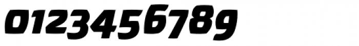 Touja Sans Black Font OTHER CHARS
