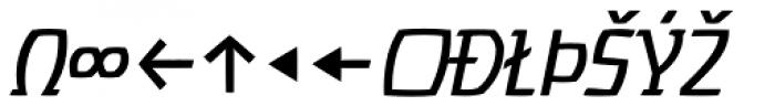Touja Slab Expert Font UPPERCASE