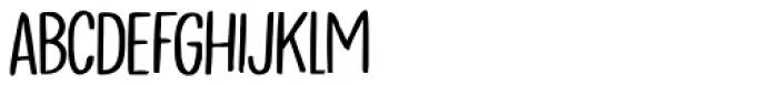 Tournedos Lite Regular Font LOWERCASE