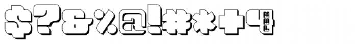 Tovstun C 4F Font OTHER CHARS